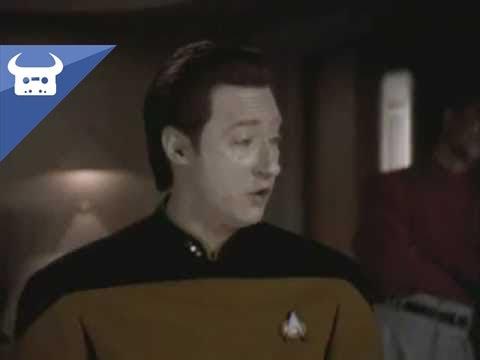 Data Raps (Dan Bull Star Trek remix)