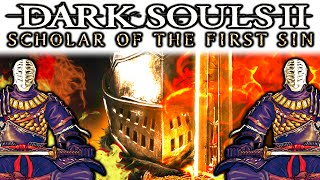 Dark Souls 2: Scholar of the First Sin - THE IRON KEEP ON TRYING