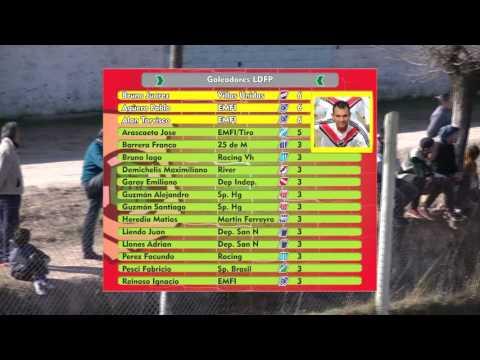 El Deportivo tv P10B03 - Posiciones, Goleadores, Próxima fecha. Fecha 6