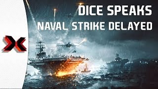 DICE SPEAKS - Naval Strike Delayed till April PC and Xbox One - Bolt action MVP