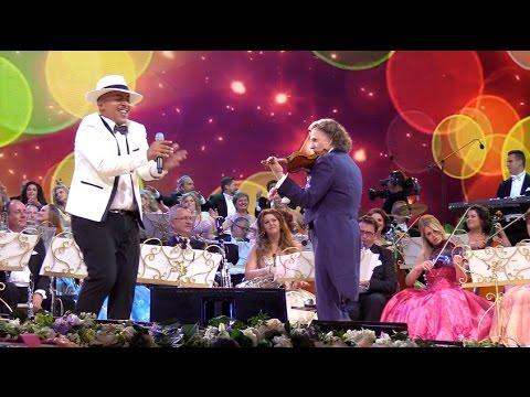 "2016 Andre Rieu Maastricht, Lou Bega ""Mambo No. 5"" and ""Tutti Frutti"""