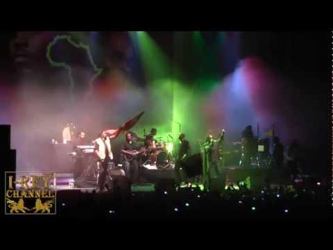 """NAS & DAMIAN MARLEY - """"Promised Land"""" - Lisboa - 14/4/2011"""