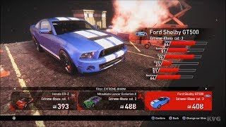 V-Rally 4 - All Cars | List (PS4 HD) [1080p60FPS]