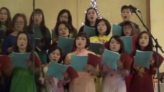 Ca Đoàn Thánh Linh, Torrance, CA - Vọng Giáng Sinh 2016