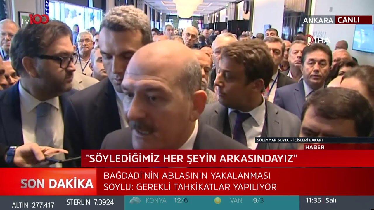 Bakan Süleyman Soylu'dan yeni  Ekrem İmamoğlu açıklaması: Kusurluysam kusurumu kabul ediyorum a