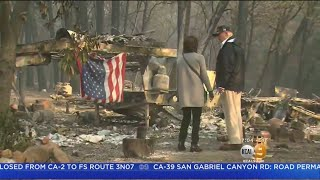 Woolsey Fire: Firefighters Increase Containment Around Deadly Fire