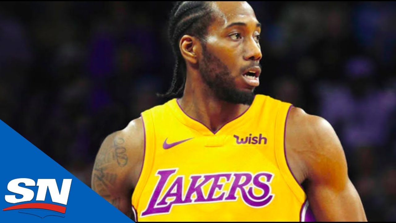 best sneakers 14814 10aa1 Free Agent Frenzy: Could Kawhi Leonard End Up With Lakers? | Good Show