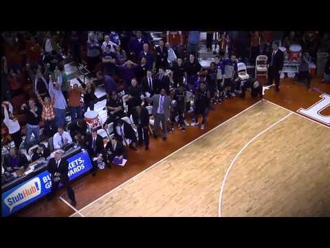 Jonathan Holmes Buzzer Beater vs Kansas State