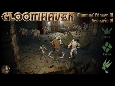 Download Gloomhaven -- S02E01 Scenario 01 -- IT HAS BEGUN!!!