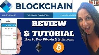 Blockchain.com Tutorial: Beginners Guide to Buying & Storing Bitcoin