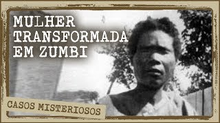 Felicia Felix-mentor, a Mulher, que Supostamente foi Transformada em Zumbi