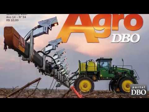 Agro DBO mostra a tecnologia que acerta as plantas daninhas na mosca