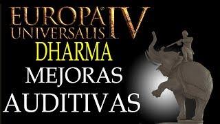 EUROPA UNIVERSALIS IV DHARMA - MEJORAS DE SONIDO