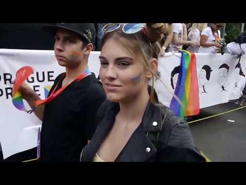 Prague Pride 2017 Parade (12.08.17).