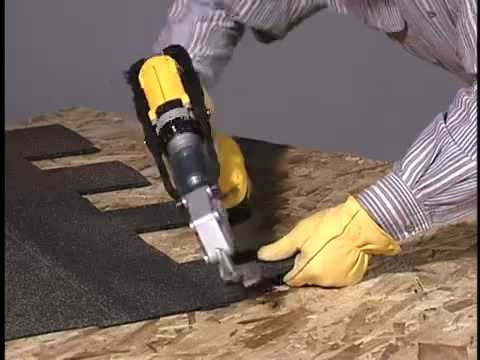 Malco Products Asphalt Shingle Roofing Tools Video Spanish