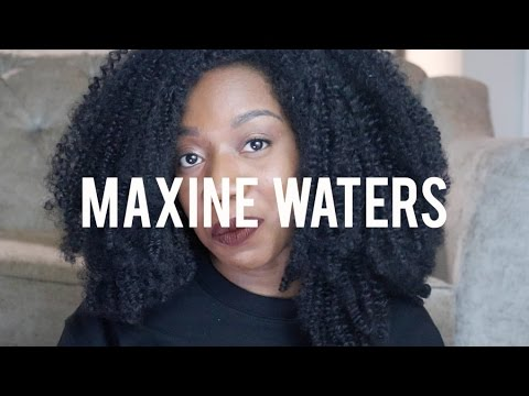 Maxine Waters is the hero we need