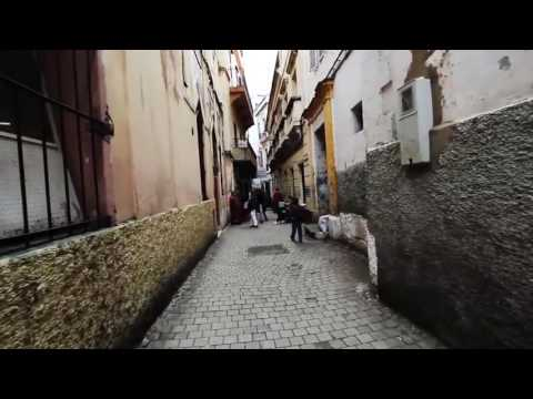 Old City of Tangier Morocco