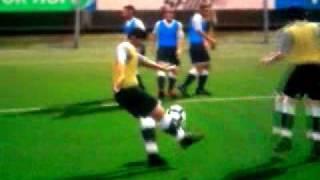 EA Sports Fifa Soccer 10 Tricks & Gameplay (PS2)