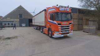 scania new generation r500