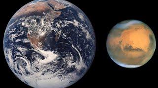 Nadchodzące zbliżenie Marsa zZiemią może być bardzo niebezpieczne