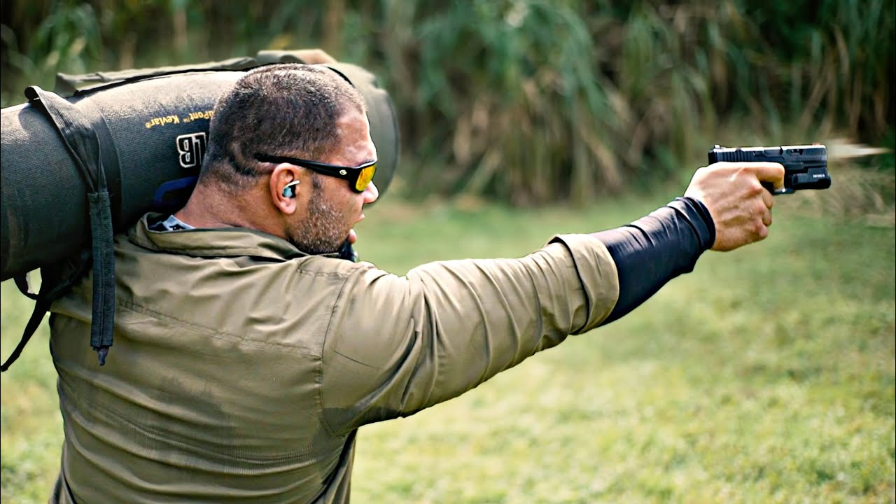Tactical Training & Tactical Shooting Drills // RealWorld Tactical