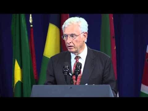 Partnership Expo - Deputy Secretary of State Higginbottom & USAID Administrator Shah