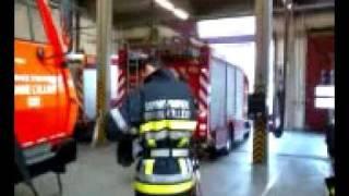 départ incendie annulé  ( Pompier de braine l Alleud )