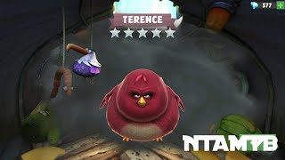 Angry Birds Evolution hatching more then 50 premium tickets during Terrence Event