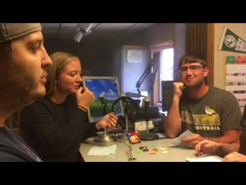 Marshall Radio Gets Bean Boozled