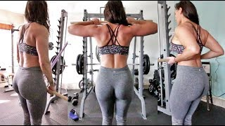 Back Day (No Machines), getting lean & A New Surprise