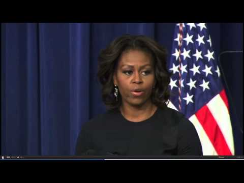 Michelle Obama Reveals How she Went to Princeton