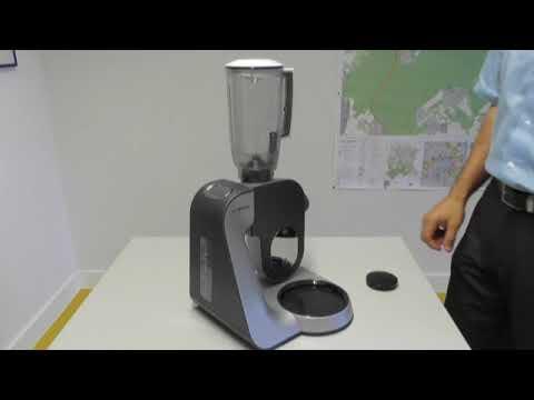 Küchenmaschine Bosch MUM56S40: Einsatz Mixer - YouTube