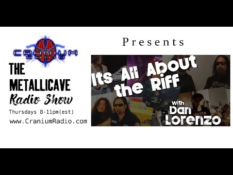 It's All About the Riff featuring Dan Lorenzo