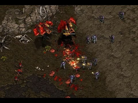 Patreon - Machine (Z) V Strelok (T) On Heartbreak Ridge - StarCraft - Brood War REMASTERED