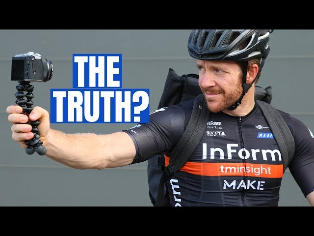 The Truth About Starting a Cycling YouTube Channel