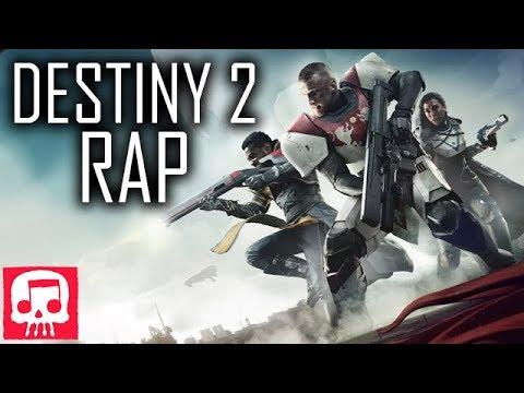 DESTINY 2 RAP  JT Music  Fireborn