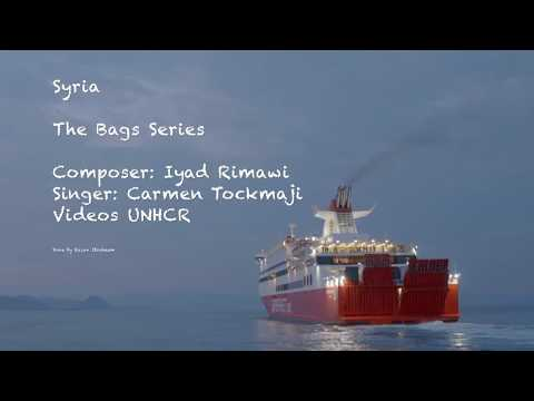 Arabic song on the refugee crisis translated from Arabic to English Syria Greece music lyrics