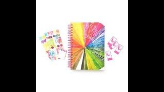 Jane Davenport's Color Wheel Planner kit!!