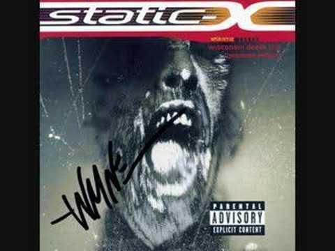 Static-X - I'm With Stupid [demo]