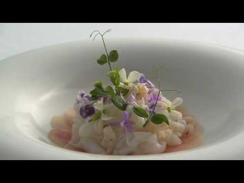 Beautiful image of escoffier poached