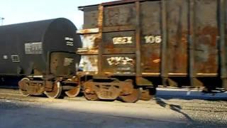 PAL 2125 and 3804 at Oak Street Yard 10-30-10