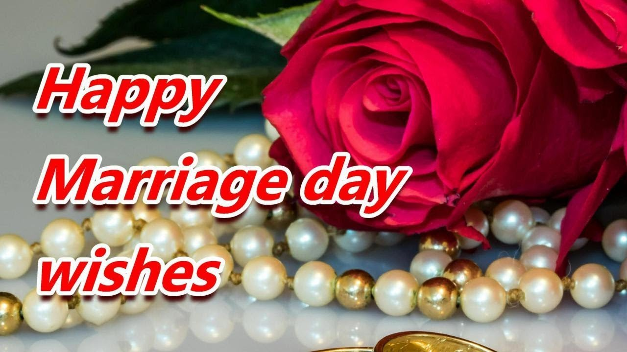 Happy Marriage Day Wishesanniversary Wisheswedding Wishes