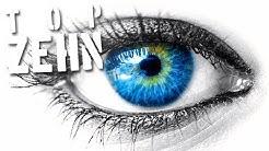 10 Fakten über deine Augen