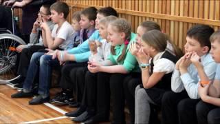Уроки паралимпийского и сурдлимпийского спорта в средней общеобразовательной школе № 67