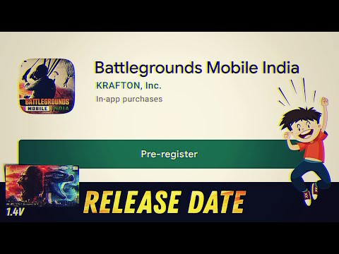Battlegrounds Mobile India Release Date | PUBG Mobile 1.4.0 Update is Here