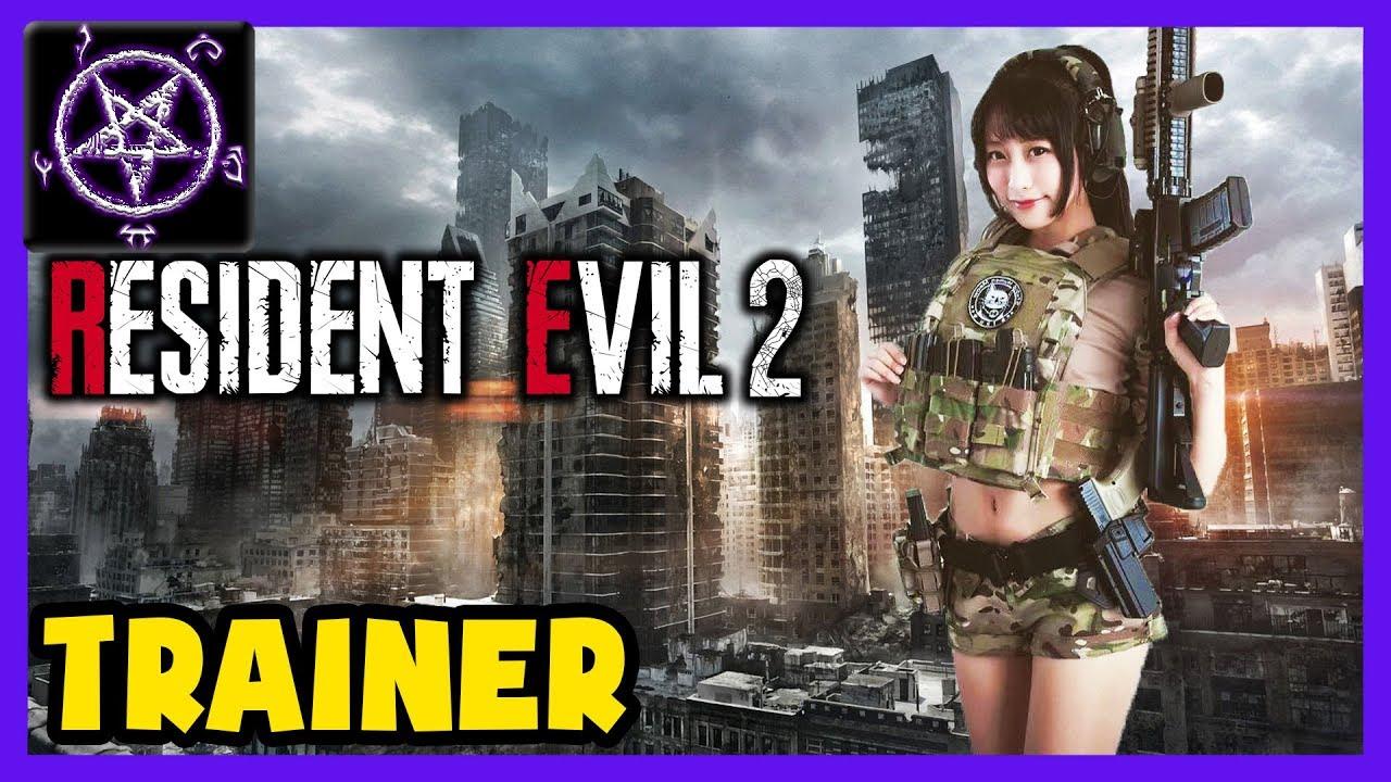 Resident Evil 2 Remake 2019 - Basic TRAINER [PC]