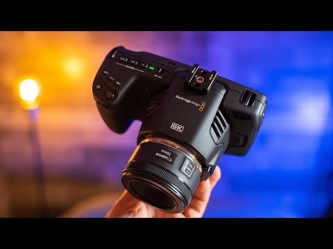 BlackMagic Pocket 6K Review - A WAY better Buy!