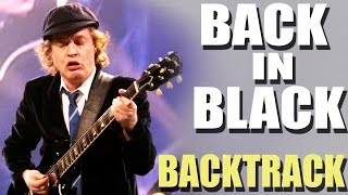 Back in Black Guitar Backing Track - AC/DC TCDG
