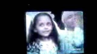 Glimps of MIchael Jackson's children singing!