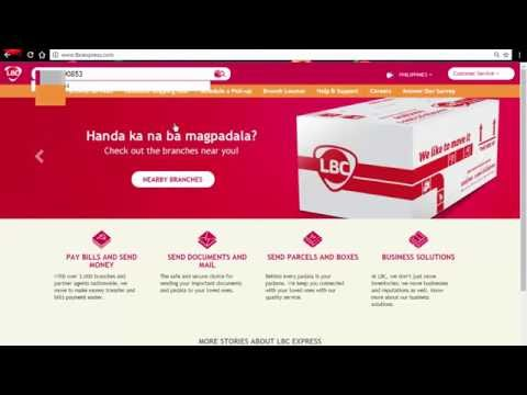 How to View Your LBC Delivery Status Online Using Tracking Number